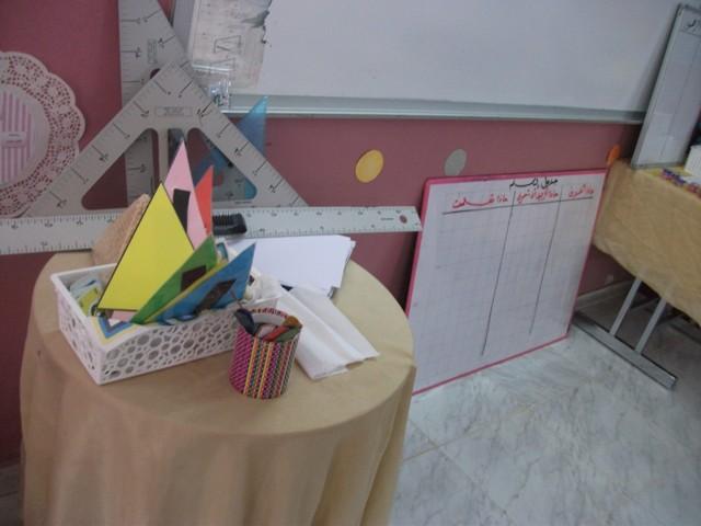 تطبيقي تعلم المثلثات للمعلمة منال